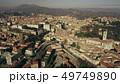 Flight over city of Perugia, Italy 49749890