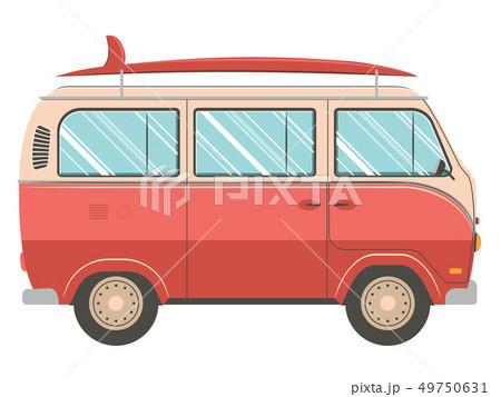 Traveling van design 49750631