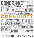 Community word cloud collage 49751753