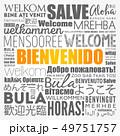 Bienvenido - Welcome in Spanish 49751757