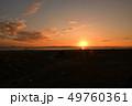 夕日 東京湾 海の写真 49760361