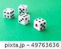 サイコロ ギャンブル ダイス ゲーム 49763636