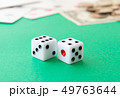 サイコロ ギャンブル ダイス ゲーム 49763644