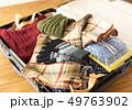 スーツケース 冬 旅行 出張 セーター 49763902