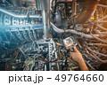 タービン エンジン 機関の写真 49764660
