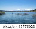 釜房湖 蔵王山 蔵王連峰の写真 49776023