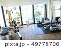 パーソナルトレーニングジム 49778706