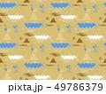 シームレス パターン 柄のイラスト 49786379