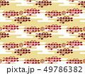 シームレス パターン 柄のイラスト 49786382