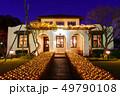 横浜 山手111番館のクリスマスイルミネーション 49790108