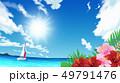 リゾート地 49791476