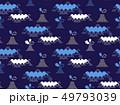 シームレス パターン 柄のイラスト 49793039
