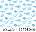シームレス パターン 柄のイラスト 49793040