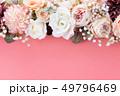 花(造花) 49796469
