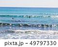 海 ビーチ 波の写真 49797330