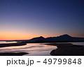 米子市内からの伯耆大山 49799848