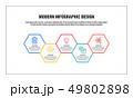 ビジネス 職業 デザインのイラスト 49802898