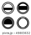 バッジ 記章 徽章のイラスト 49803632