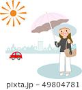 熱中症 対策 予防のイラスト 49804781