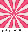 Abstract sweet candy background 49805733