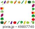 野菜フレーム 49807740