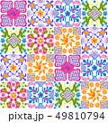 メキシカン エスニック セラミックのイラスト 49810794