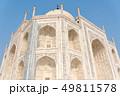 タージ・マハルの墓廟の外観 49811578