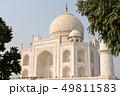 タージ・マハルの墓廟の外観 49811583