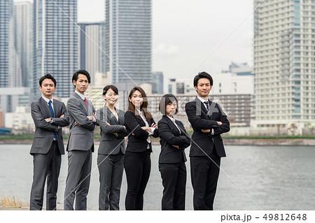 ビジネスグループ 49812648