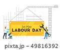 Labour day design template 49816392