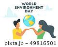 World environment day concept 49816501