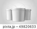 ベクトル バケツ 桶のイラスト 49820633
