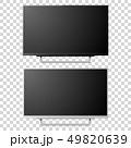 ベクトル 液晶ディスプレイ モニターのイラスト 49820639