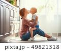 おかあさん お母さん 母の写真 49821318
