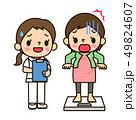 妊婦さん 体重増加 49824607