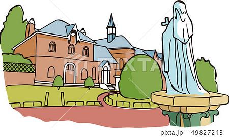トラピスチヌ修道院 49827243