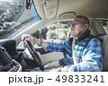 父親 車 自動車の写真 49833241