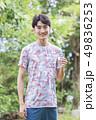人物 男性 1人の写真 49836253