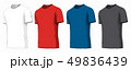 Tシャツ ベクタ ベクターのイラスト 49836439