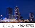 横浜 夜景 夜の写真 49845753