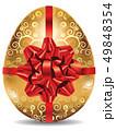 たまご 卵 金のイラスト 49848354