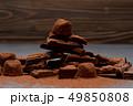 ショコラ チョコレート 食の写真 49850808
