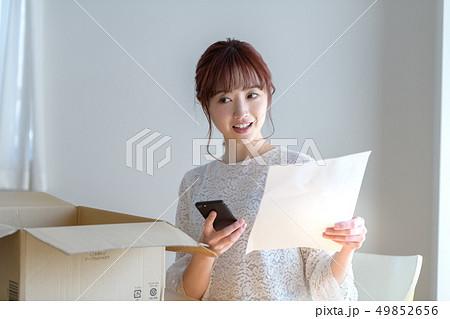 通販 女性 ライフスタイル スマホ 49852656