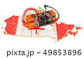 テロ カナダ カナディアンのイラスト 49853896