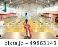 壇上から見た卒業式会場(校名なしバーション) 49863143