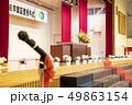 卒業式 会場(校名なしバーション) 49863154