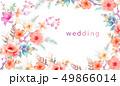 牡丹 ぼたん しゃくやくのイラスト 49866014