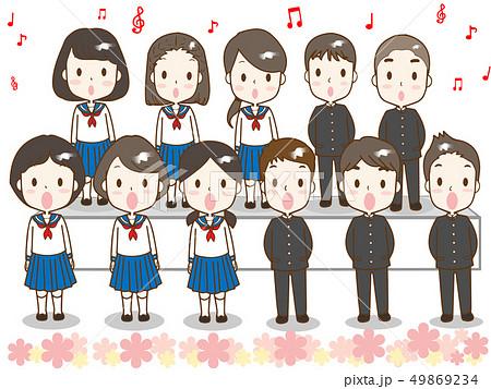 合唱②(中学生団体) 49869234