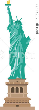 自由の女神 49872078