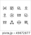 セット 組み合わせ データのイラスト 49872877